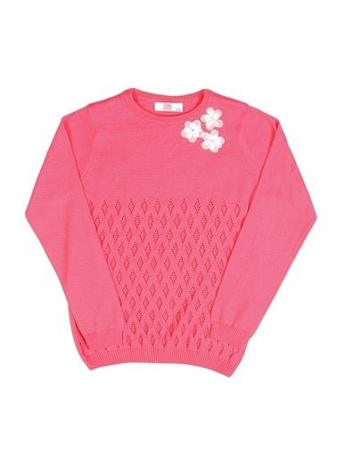 Pink&Orange Kazak Fuşya